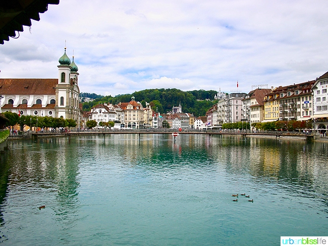 Hotels In Lucerne Switzerland Near Train Station