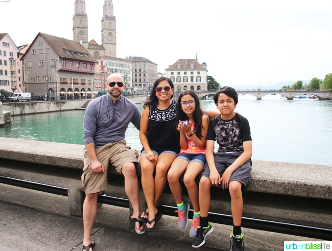 Family Travel to Switzerland on UrbanBlissLife.com