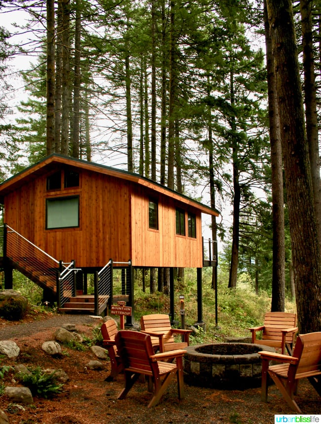 Skamania Lodge Tree Houses Washington. Travel stories & hotel reviews on UrbanBlissLife.com