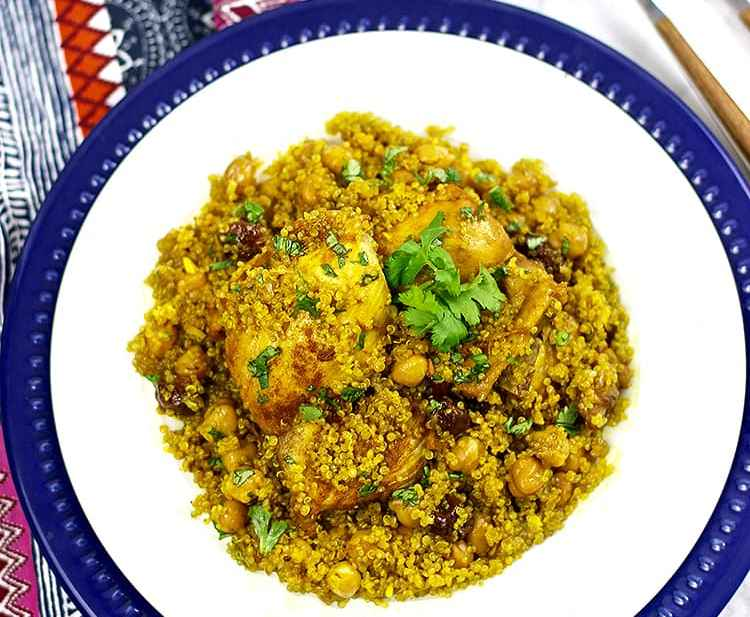 c85d9410b95a Healthy 30-Minute Instant Pot Moroccan Chicken Recipe