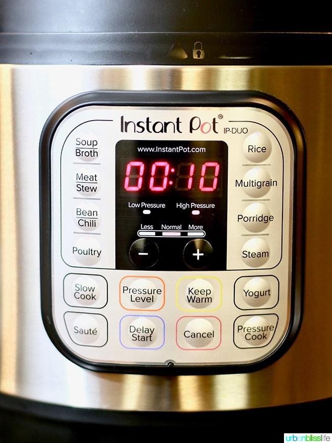 8 quart Instant Pot Duo