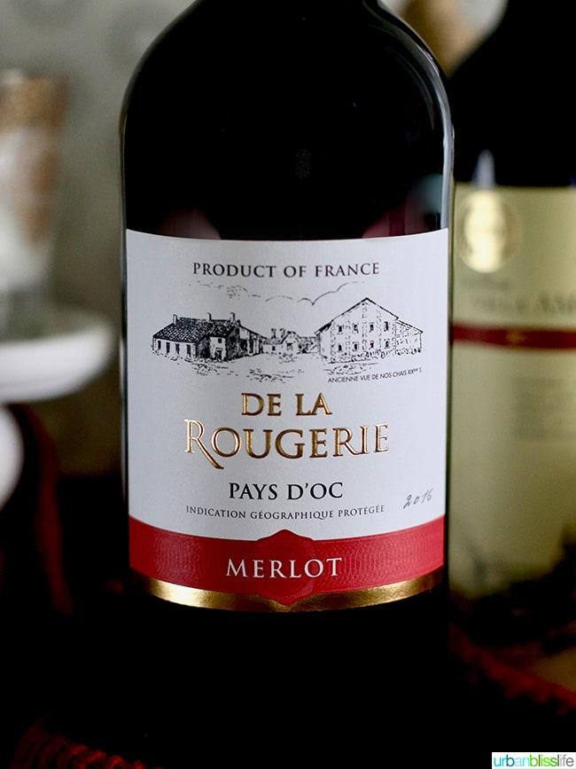 Martha Stewart Wine Co. Merlot