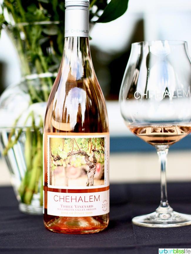 Chehalem Winery Rosé