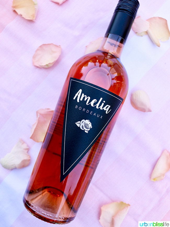 Amelia Rose Wine