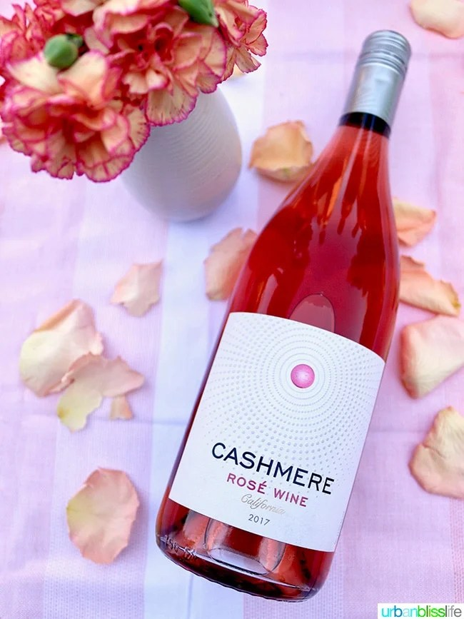 Cashmere Rose Wine
