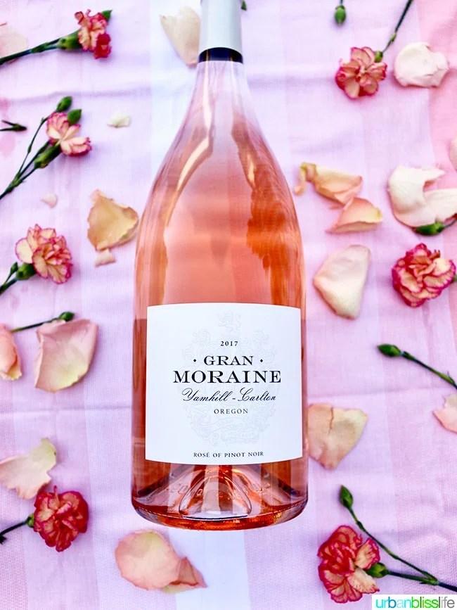 Gran Moraine 2017 Rose of Pinot Noir
