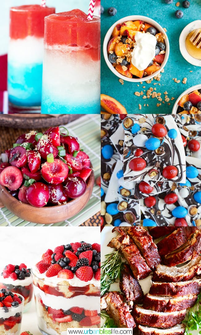 Best 4th of July Recipes
