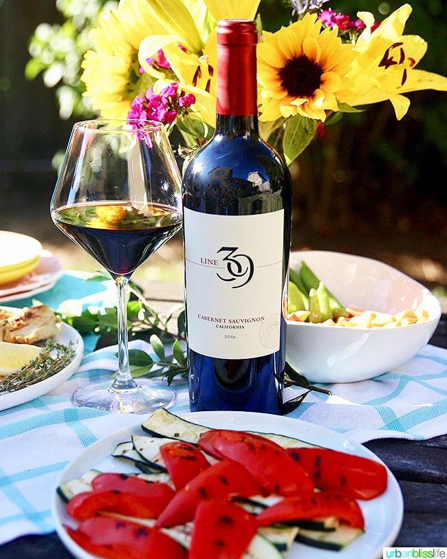 line 39 wine cabernet sauvignon