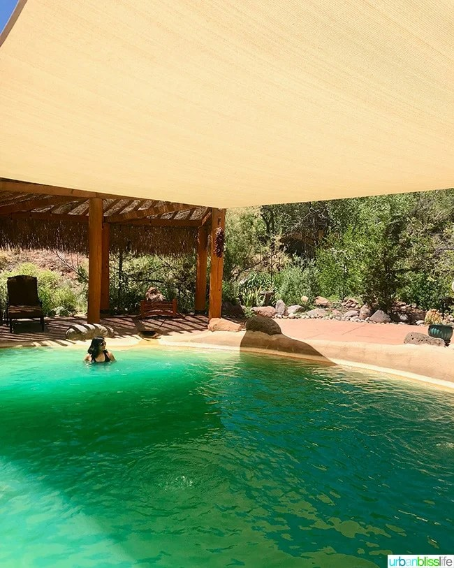 hot springs in Albuquerque, New Mexico