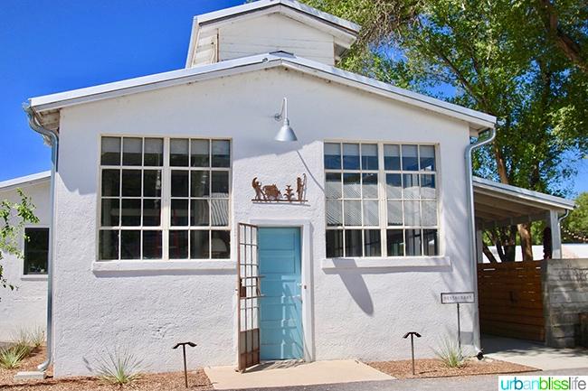 store Los Poblanos Inn Albuquerque New Mexico