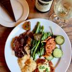 Silver Falls Lodge dining and catering