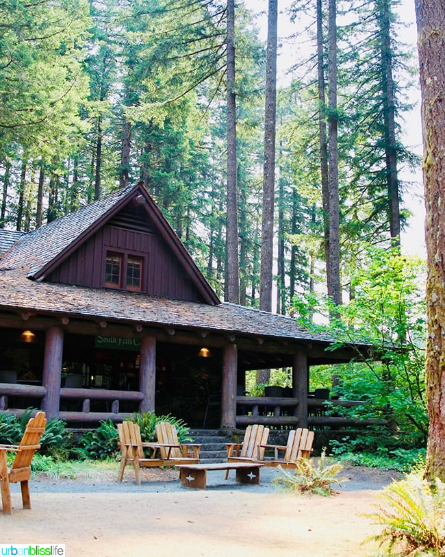 Silver Falls Cafe