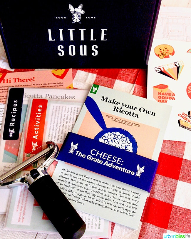 Little Sous subscription Boxes