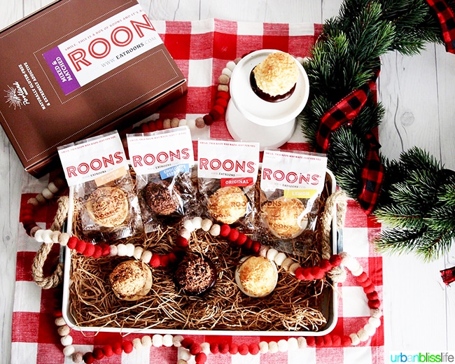 Roons macarons