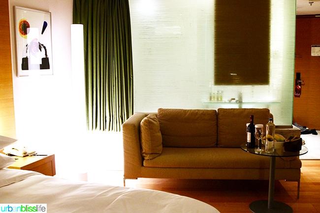 Hilton Athens hotel executive suite