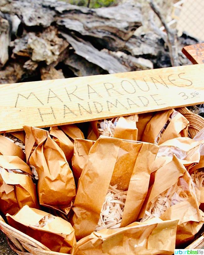 Makarounes for sale