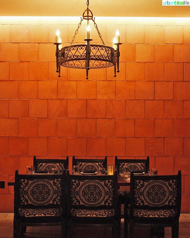 Oveja Negra restaurant at Hotel Valencia Santana Row