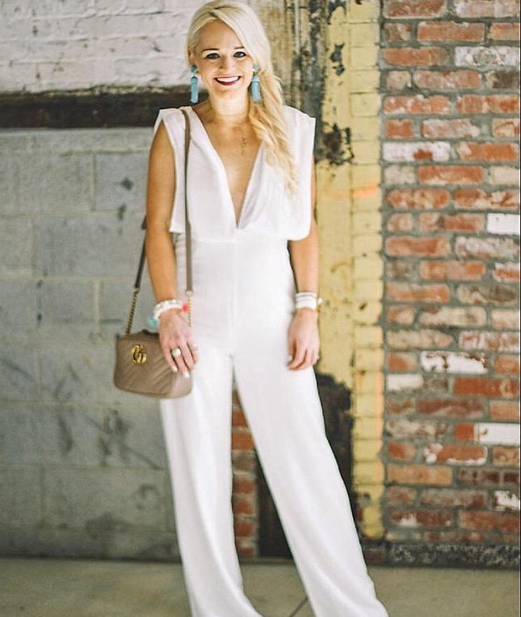 white-jumpsuit-bow-shoes-mules