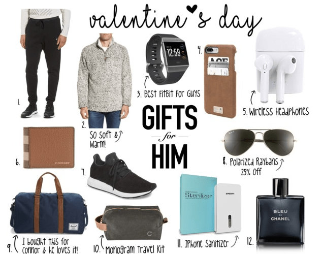 8b4549006ca97 Valentine's Day Gift Ideas For Him - Urban Blonde