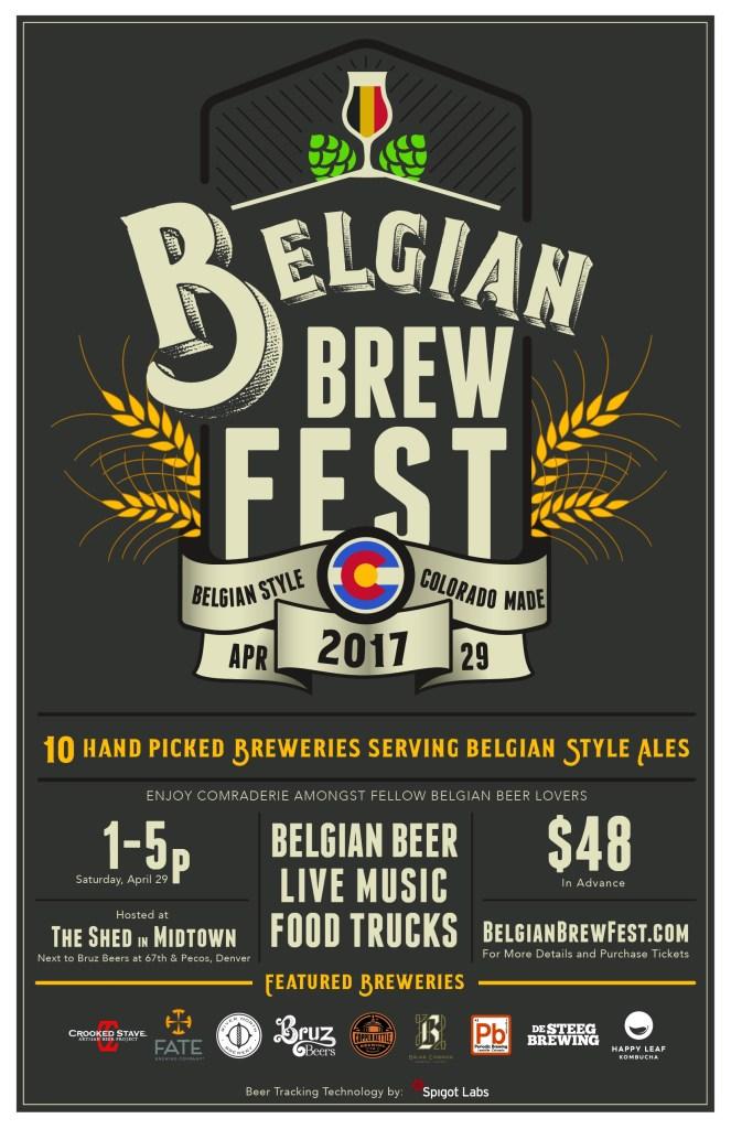Bruz Beers' First Inaugural Denver Belgian Brew Fest 3