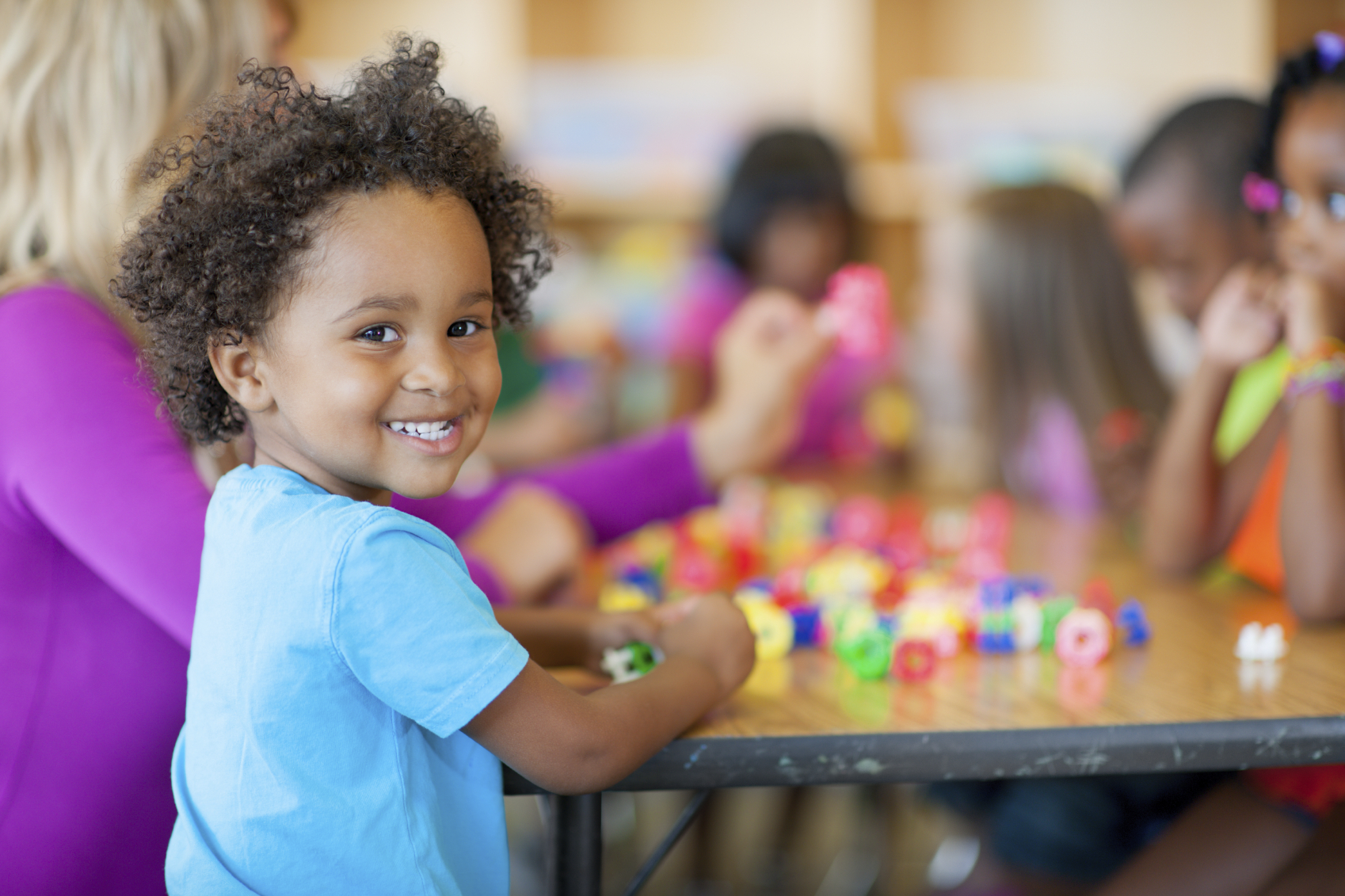 Kindergarten Readiness Differences Appear Early