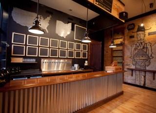 HalfCut Beer Counter