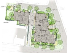 2770 Observatory Site Plan (Provided)