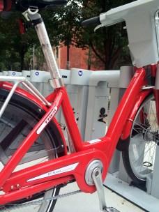 Cincy Red Bike [Randy Simes]