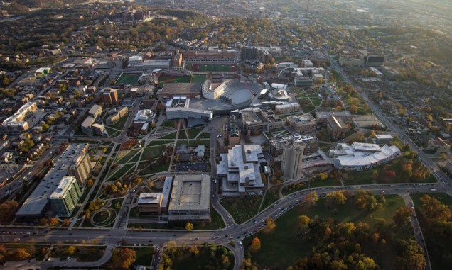 University of Cincinnati [Brian Spitzig]