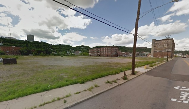 The Existing Vast MetroWest Site [Google Street View]
