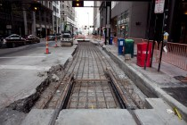 Streetcar Construction 1