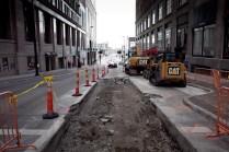 Streetcar Construction 6