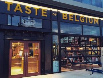 Taste of Belgium Rookwood [Provided]
