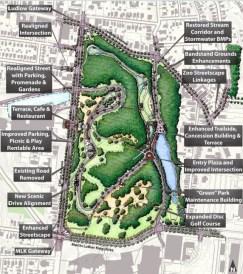 Burnet Woods Master Plan [Provided]
