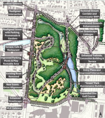 Burnet Woods Master Plan [Provided]