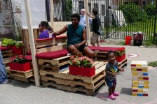 Pleasant Street Parklet [Provided]