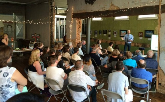 Over-the-Rhine Museum Kick-Off Event [Provided]