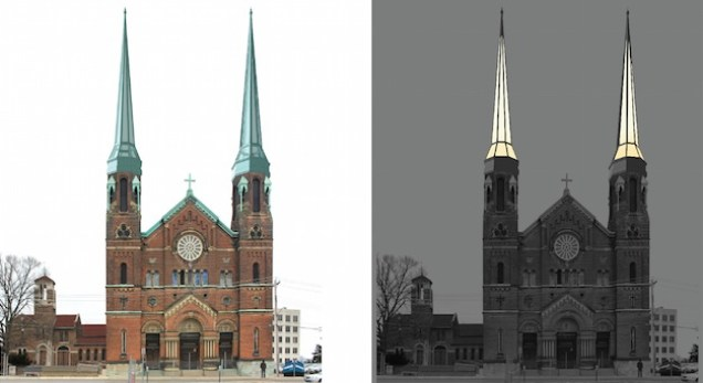 New Steeple Design [Provided]
