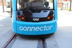 Cincinnati Bell Connector Front Branding