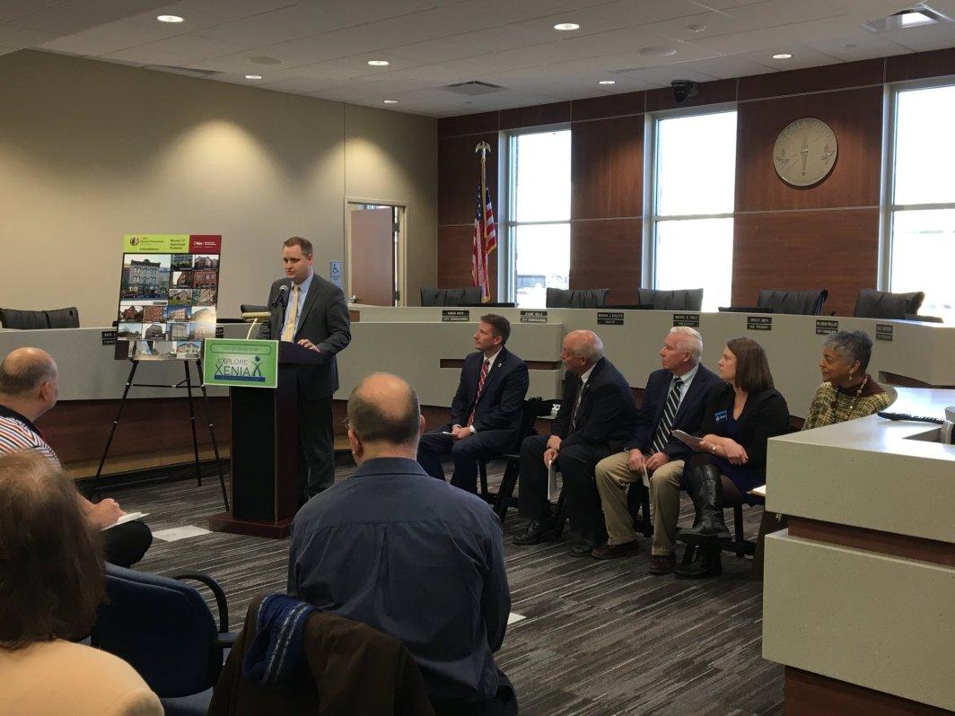 Matt Peters Announces Ohio Historic Preservation Tax Credit Winners [Provided]