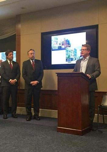 Matt Shad speaks on Cincinnati's efforts to save OTR