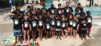 Ziegler Park Rhino's Swim Team [Photo Provided]
