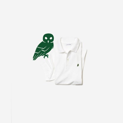 LACOSTE-X-SAVE-OUR-PIECES---MOHELI-SCOPS-OWL-PACKSHOT-POLO_0127-1
