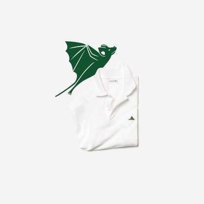 LACOSTE x SAVE OUR SPIECES-YEMENI MOUSE-TAILED BAT