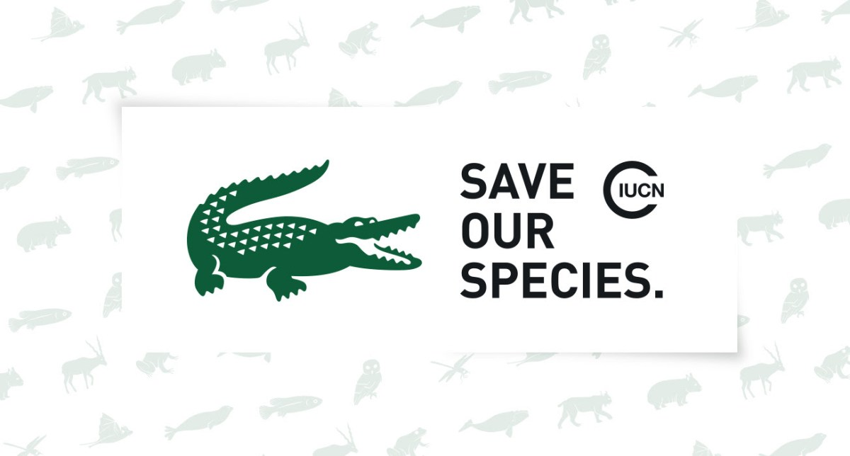 Moda responsable: Lacoste x Save Our Species (IUCN)