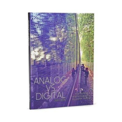 Analog vs. Digital – Trainwriting Art Photography 2001-2016