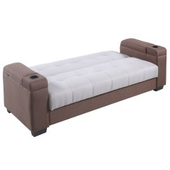 Sofa With Pull Out Bed Philippines Queen Anne Legs Chair Backabro Two Seat Ramna Beige Ikea