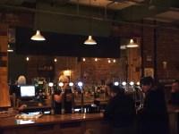Bar Lighting | Factorylux for The Social