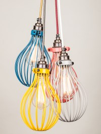 Children's Lighting - The Rosa Pendant Range