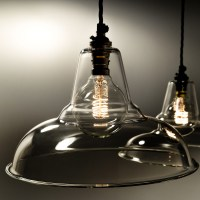 Glass Pendant Light Shades